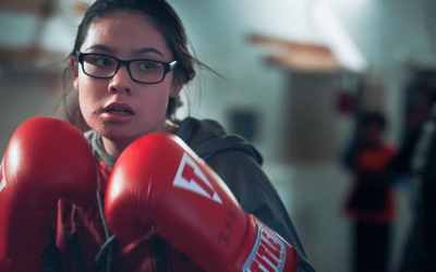 Boxing Helps Change & Save Lives